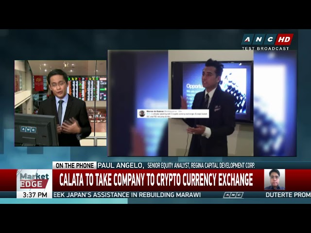 Calata plans to take firm to 'cryptocurrency exchange' amid reports of PSE delisting (part 2)