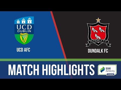GW30: UCD 0-5 Dundalk