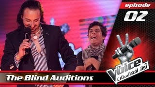 The Voice of Afghanistan - Blind Auditions 2nd Episode