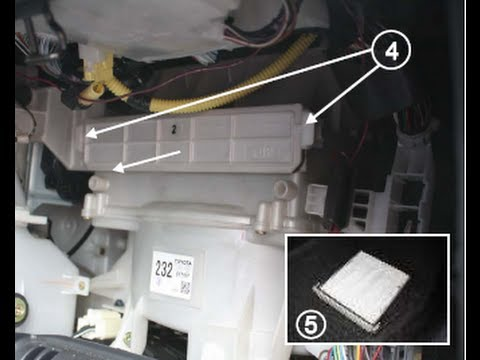 Toyota Corolla Verso Interieurfilter En Pollenfilter