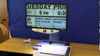 Freedom Scientific Topaz XL HD DEsktop Video Magnifier