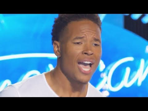 NFL's Marvin Jones Audition for American Idol - Judges are as excited as him! AI 2018 on ABC