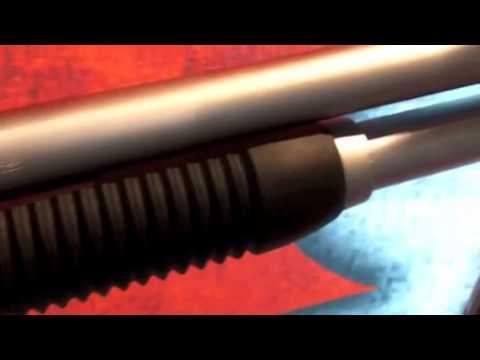 Winchester SXP Marine Defender Shotgun - SHOT Show 2013