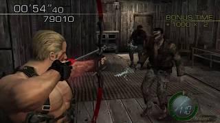 Resident Evil 4 Ultimate HD Edition - Mercenaries (5 Stars Challenge) Part 5