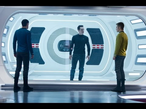 STAR TREK INTO DARKNESS - Official Announcement Trailer - UK