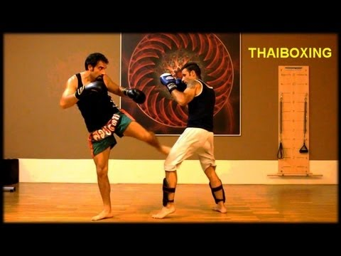 K1 Kickboxing / Thaiboxing - TRAINING TUTORIAL Image 1