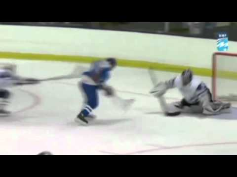 Best ice hockey goal ever!