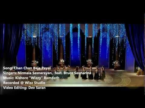 Chan Chan Baje Payal by Nirmala Sesnarayan feat. Visham Bruce...
