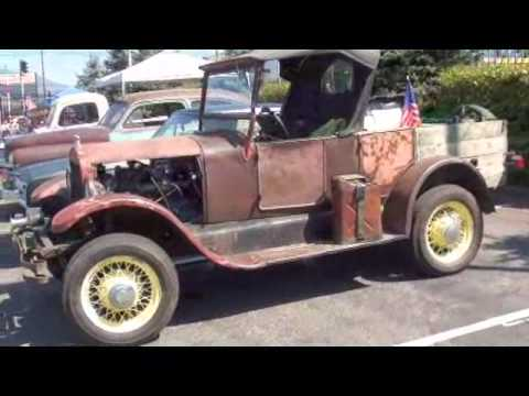 Part 2 of 2 Interviews and Rod and Custom Show Rat Rod-O-Rama 2012 Gra