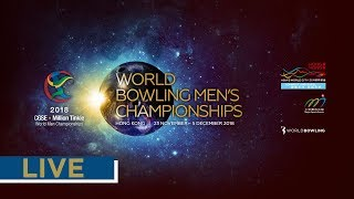 Masters Round 1 - World Bowling Men's Championships