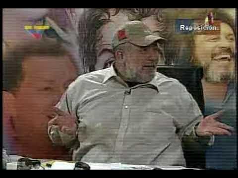 Mario Silva atracado en su Casa