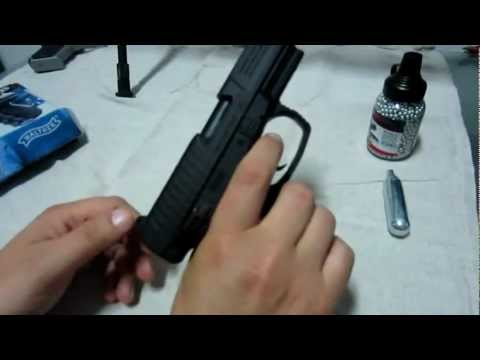 Disassembly Walther Cp99 Compact Walther Cp99 Compact