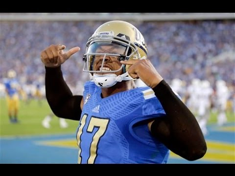 "Brett Hundley UCLA Highlights ᴴᴰ ""It's Time"""