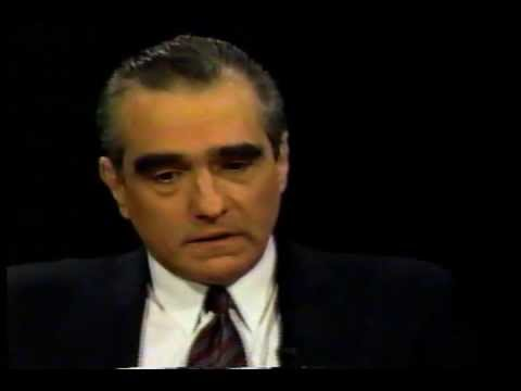 Scorsese On Fellini On Charlie Rose # 2