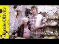 Christmas Ham & Eggs | Jamie Oliver & Nanny Betty