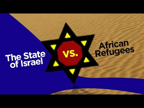 Sudanese Protest Israel Deportation video