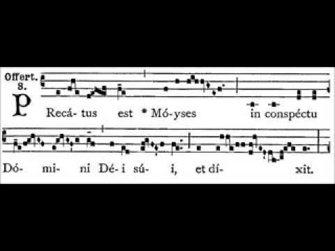Палестрина Джованни - Precatus est Moyses