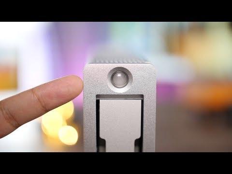 Hands-on: CalDigit AV Pro 2 (External Drive + USB Hub + 30W Power)