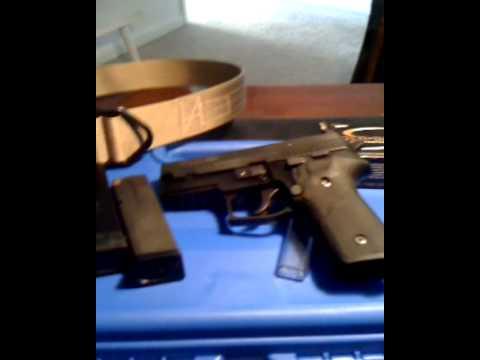 My EDC, Sig Sauer P229 SCT Video