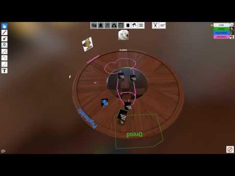 Dread's stream. Tabletop Simulator часть 1 / 05.01.2017 [3]