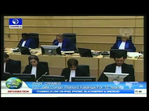 The World Today: ICC Sentences Congo Warlord Germain Katanga