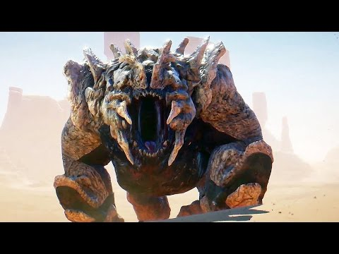 PS4 - Mass Effect Andromeda Cinematic Trailer (2017)