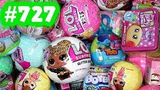 Random Blind Bag Box #727 - Trolls, Hatchimals, LOL Surprise Pets, Smooshy Mushy, BBuddieez