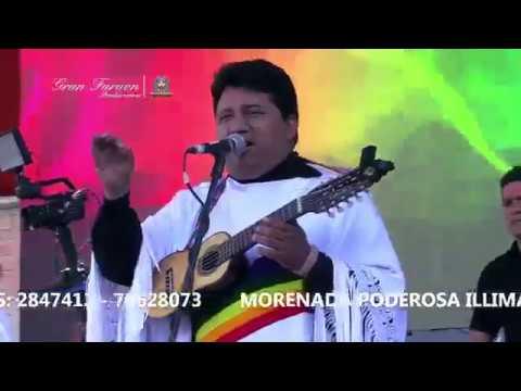 MÚSICA BOLIVIANA - GRUPO SEMILLA EN VIVO 2017