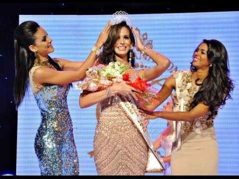 Miss World Dominican Republic 2012 is Sally Aponte