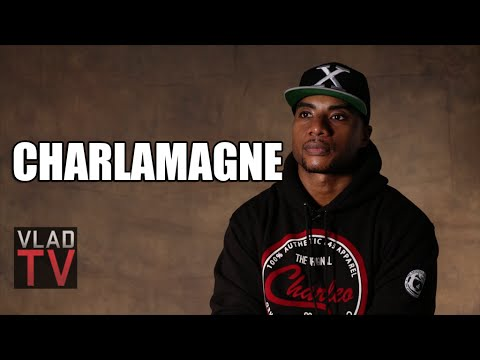 Charlamagne Debates Vlad's Belief 'Illmatic' is Nas' Only Classic Album