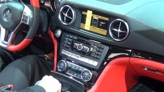 All-New Mercedes-Benz SL R231 - In/Out + Beauty shots [HD]