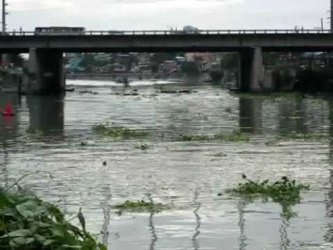 Traversing the Pasig - A Pasig River Ferry ride