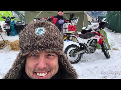 Elefant Rally 2020 on my Honda CRF250L