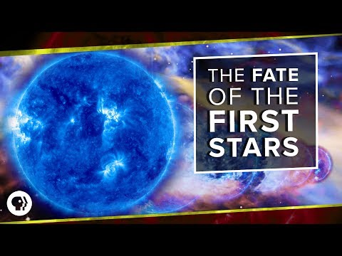 The Fate of the First Stars   Space Time