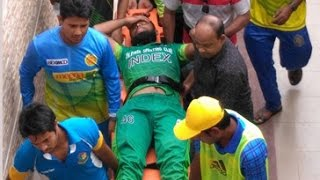 Suhrawadi Shuvo hospitalised after being struck by bouncer of Taskin | Bangladesh Cricket news 2016