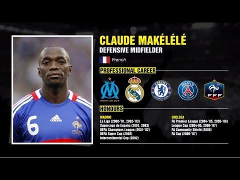 Claude Makélélé - Patron of FC Miami City Soccer Academy