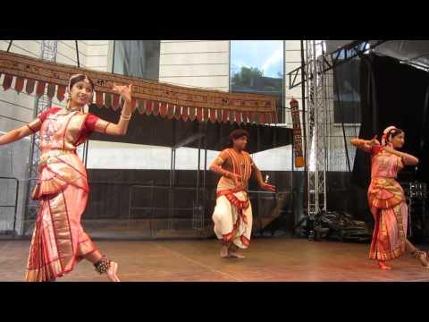 """""""Tillana in Dhanashri Ragam"""" Bharatnatayam in Mysore Style...."""