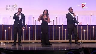 مهرجان الجونة السينمائي - ميدلي لأشهر أغاني السينما المصرية والعالمية من