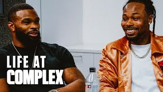 Is Battle Rap Dying? And New Music (Feat. Tyron Woodley & T Dubb O) | #LIFEATCOMPLEX