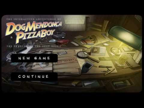 The Adventures of Dog Mendonça and Pizzaboy trailer