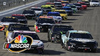 NASCAR Cup Series Foxwoods Resort Casino 301 | EXTENDED HIGHLIGHTS | 7/21/19 | Motorsports on NBC