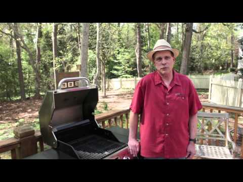 Bruce Reviews His Char-Broil TRU-Infrared Grill
