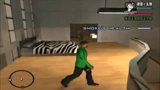 Big Smoke tragic anime death