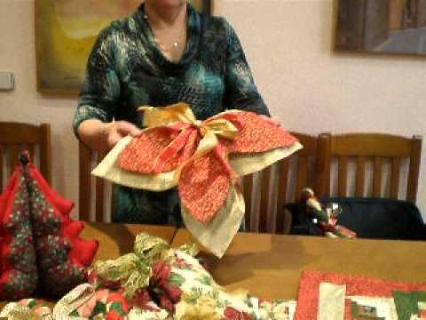 Talleres y cursos de patchwork de navidad en madrid - Cosas originales para navidad ...