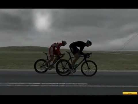 Volta a Catalunya - Stage 2 - 2013 - Final Kilometers