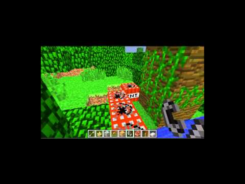 Minecraft review 1.2.5 (Pre-Release)