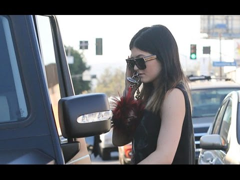 Double Driving Drama for Kylie Jenner! The Reality Star Gets...