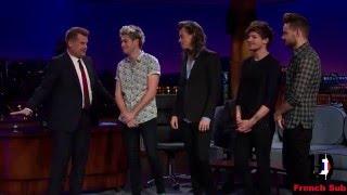 One Direction Tatoo Roulette VOSTFR Traduction Française - Part 1