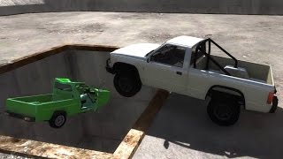 Derby with Death Falls - BeamNG.drive