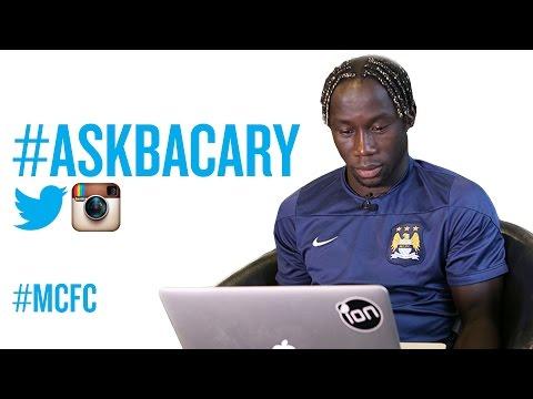 #ASKBACARY | Wenger v Pellegrini and Bacary's Bakery